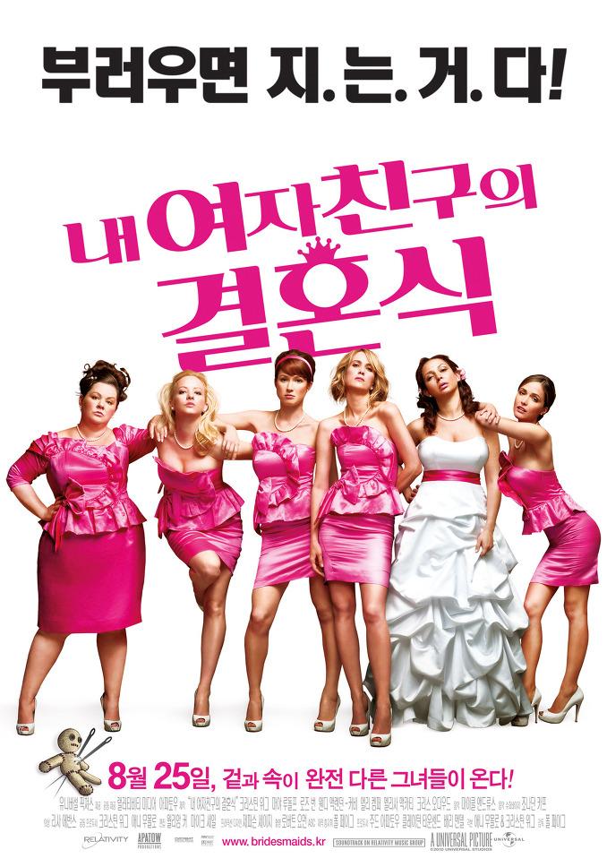 2011년 8월 넷째주 개봉영화